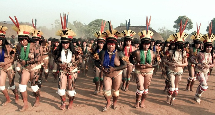 The Hyper Women of the Alta Xingu | Eyes On Brazil